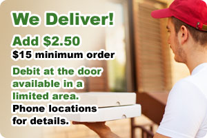 We deliver. Ask for details.